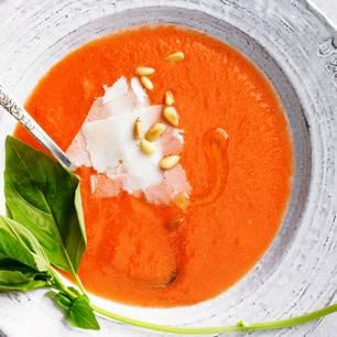 Suppen: Schnelle Suppenrezepte - ruckzuck fertig & so lecker!