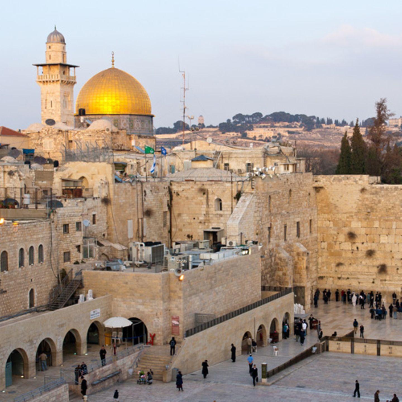 Reisen mit Kindern: Platz 1 - Israel