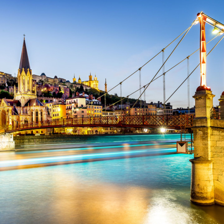 Kurz-, Städte- und Genießerreisen Platz 3: Lyon
