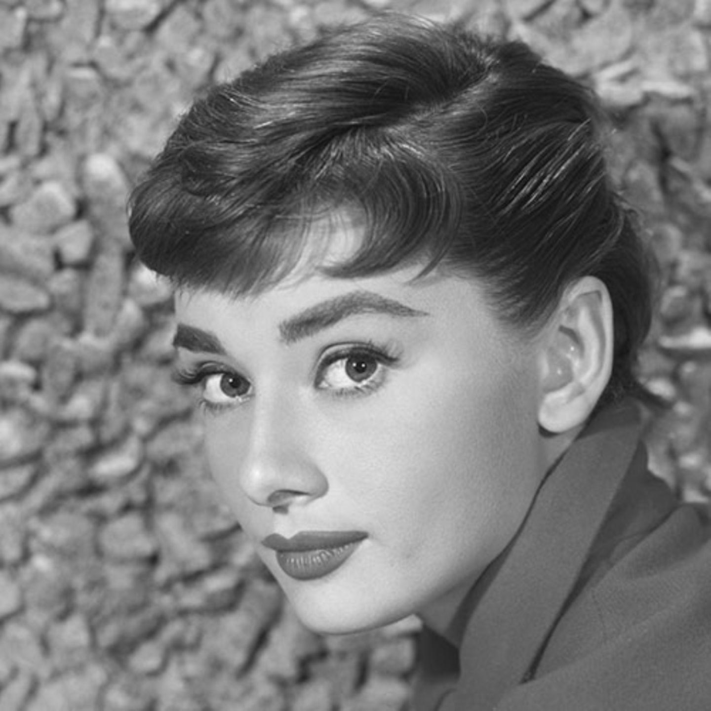 Perfekte Augenbrauen: Audrey Hepburn