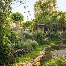 Gärtnern: Natürlich schön: Ein Garten wie aus dem Paradies