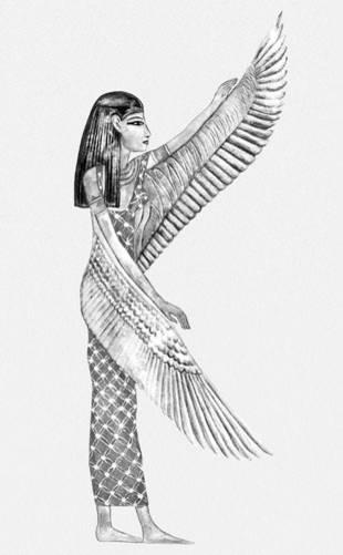Waage: Isis – Göttin der vollendeten Liebesfähigkeit