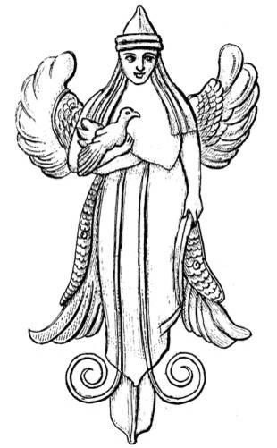 Löwe: Ishtar – machtvolle Himmelskönigin