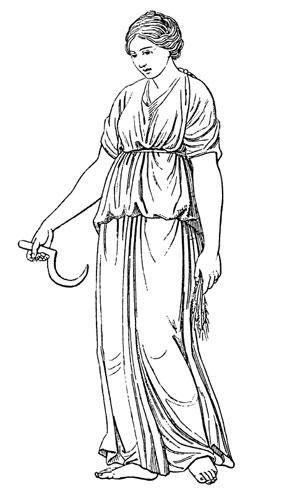 Jungfrau: Ceres – Göttin guter Gaben