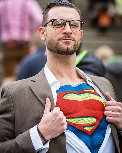 Der Supermann