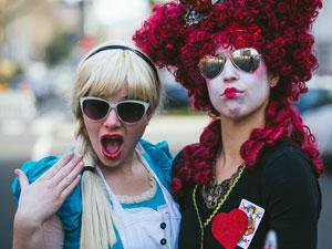 Karneval: Wer hat das schönste Kostüm?