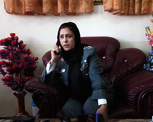Afghanistan: Erste Frau an der Spitze der Polizei
