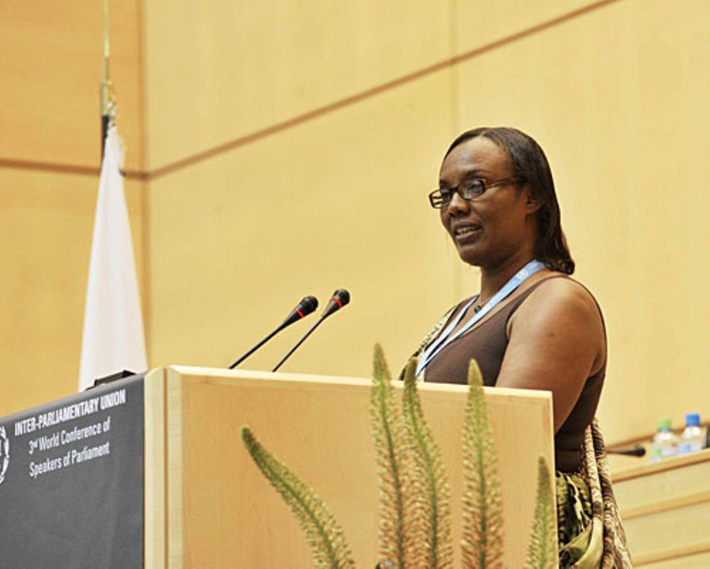 Ruanda: Frauenpower im Parlament