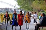 Iran: Frauen dürfen das Kopftuch abnehmen