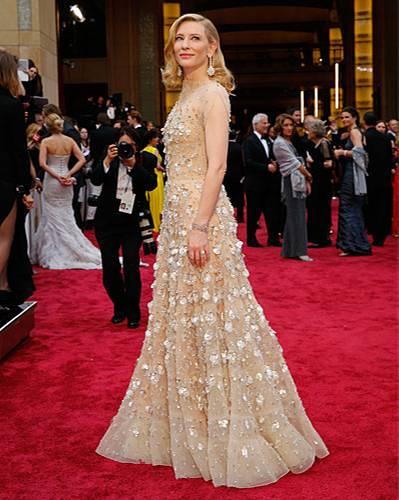 Oscar-Style 2014: Cate Blanchett
