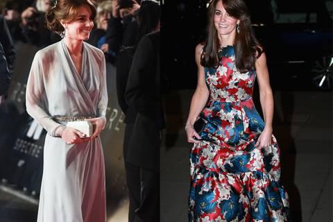 Mit diesen Looks sorgte Kate Middleton für Aufsehen