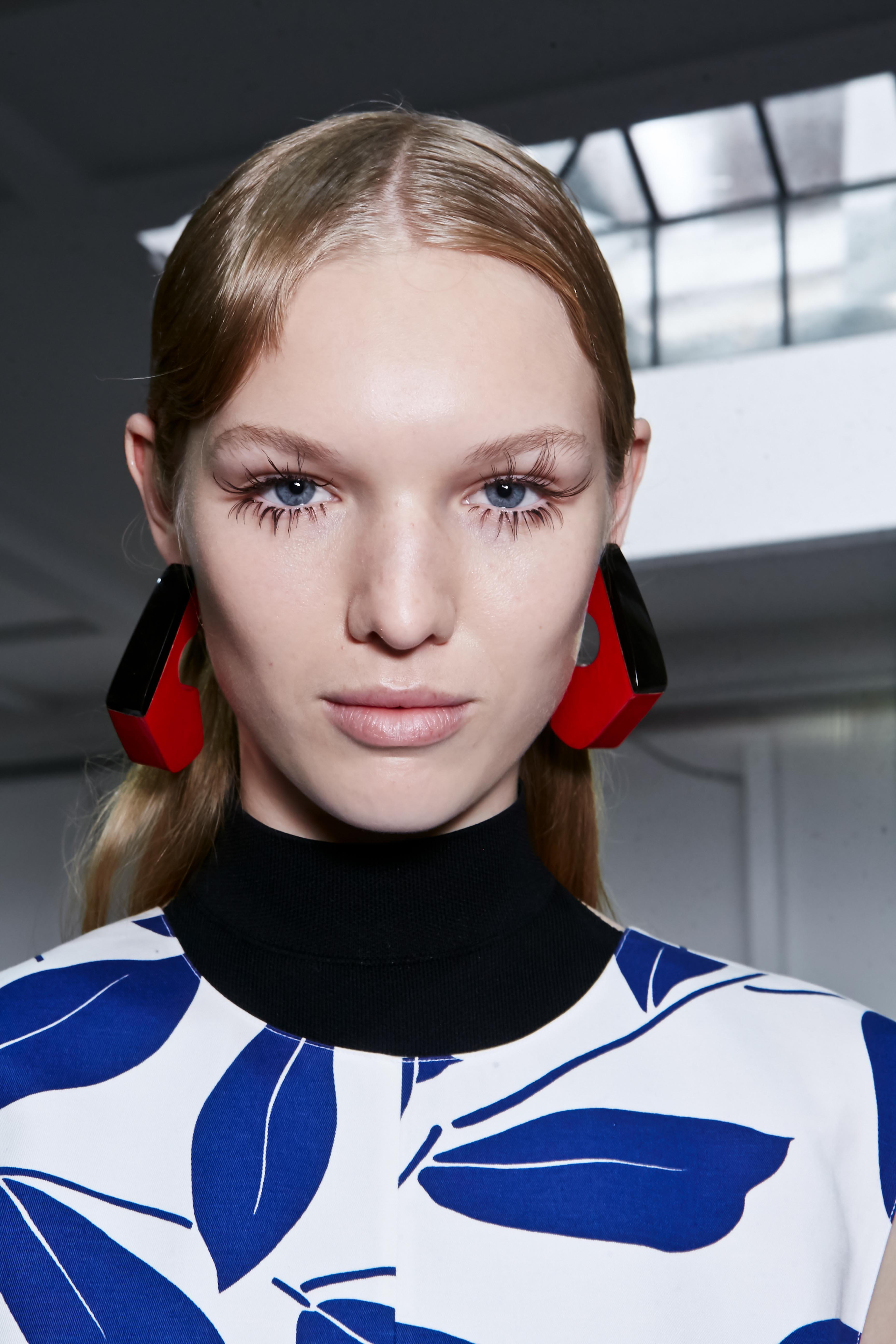 Make-up Trends 2017: Lipgloss bei Marni