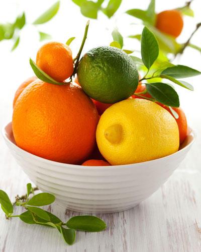 Beauty-Food: Zitrusfrüchte