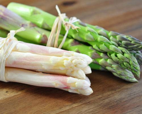 Beauty-Food: Spargel