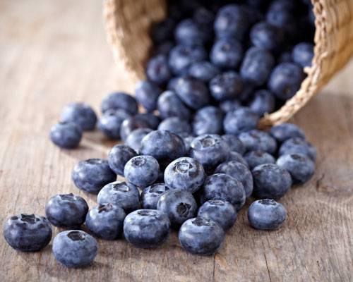 Beauty-Food: Blaubeeren