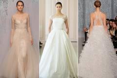 Das sind die schönsten Brautkleider der Saison