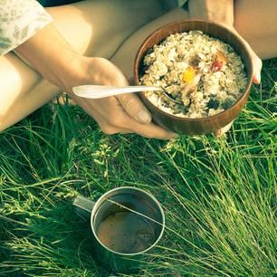 Keine Zeit für nix? Mit unseren Tipps isst du trotzdem gesund!