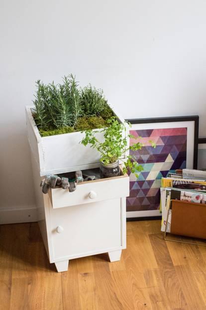 Emejing Indoor Garten Wohlfuhloase Wohnung Begrunen Contemporary ...