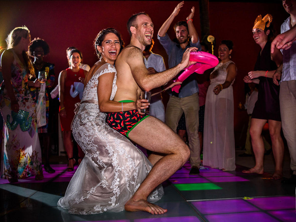 Das sind die schönsten Hochzeitsfotos, die ihr je gesehen habt!