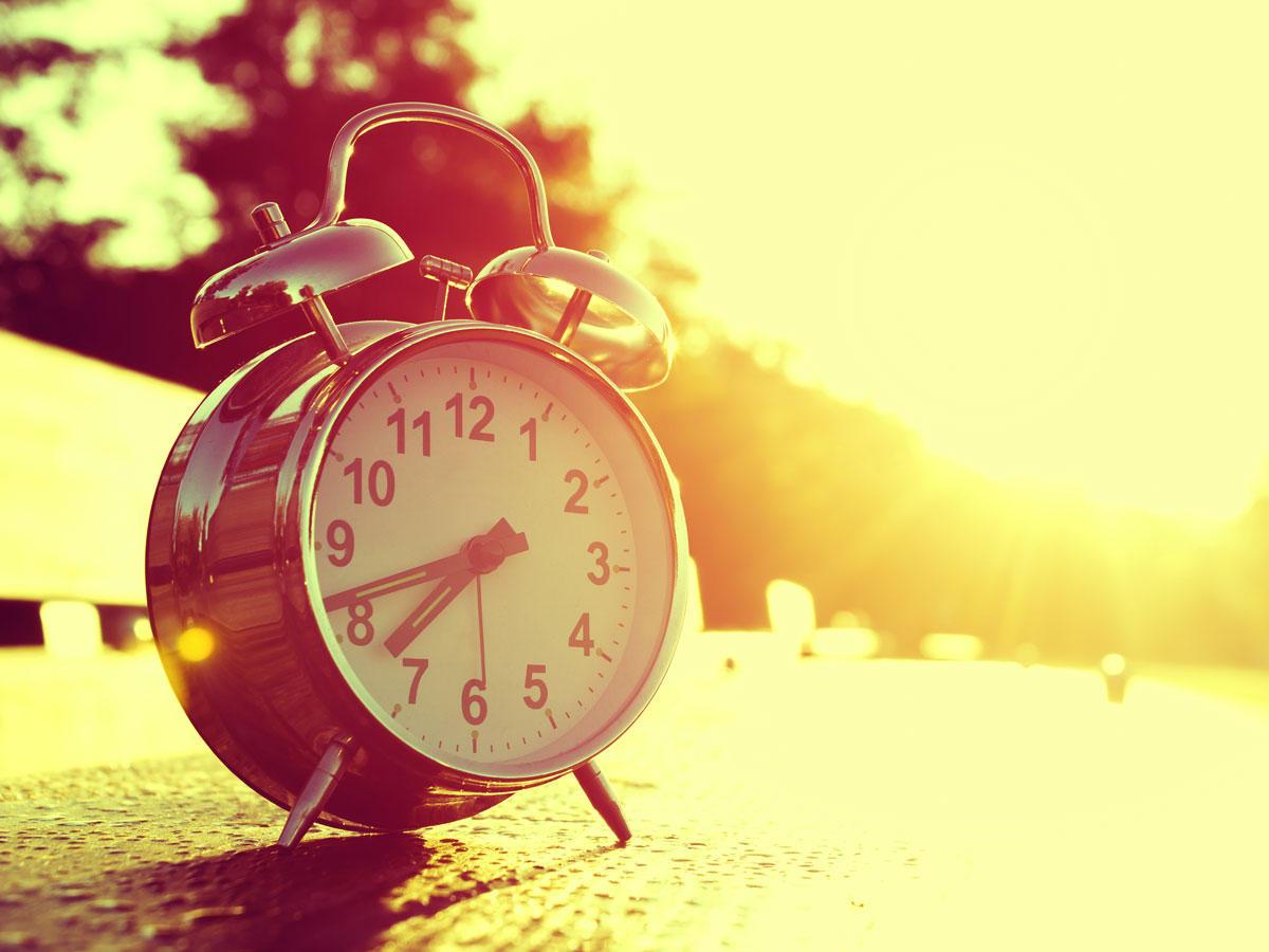 Wie gut kennt ihr euch mit der Zeitumstellung aus?