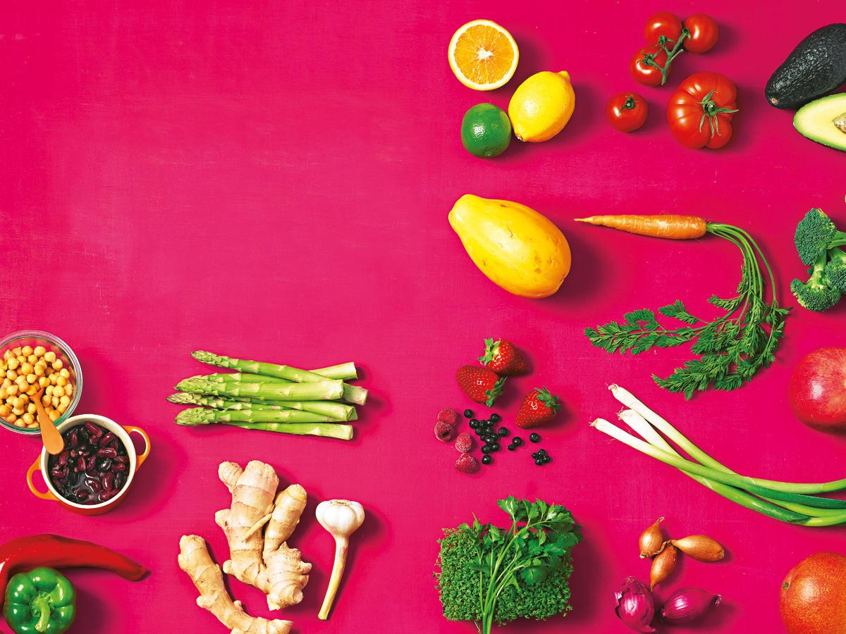Kennen Sie sich mit gesunder Ernährung aus?