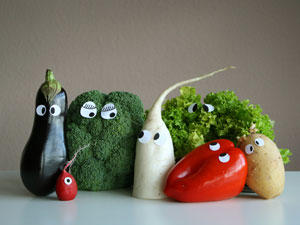 Vegan leben - was wissen Sie darüber?