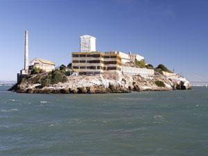 Quiz: Was wissen Sie über die Gefängnis-Insel Alcatraz?