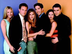 """Wissenstest: Wie gut kennen Sie die US-Serie """"Friends""""?"""