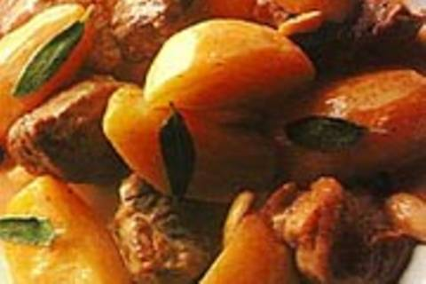 Kartoffel-Lamm-Ragout