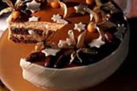 Dattel-Torte