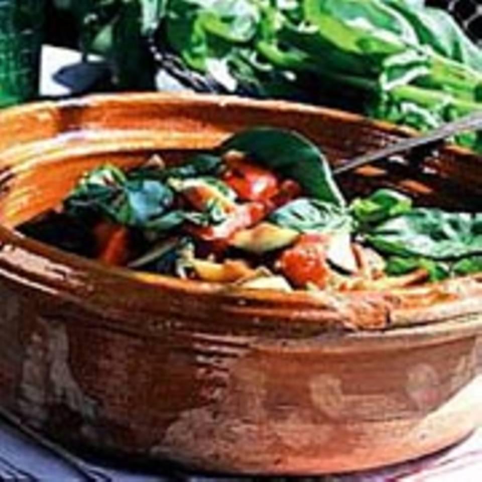 Ratatouille - Gemüsetopf aus der Provence