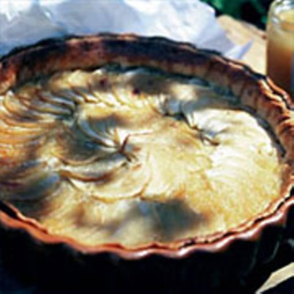 Apfeltarte - Tarte aux Pommes