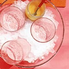 Erdbeer-Joghurt-Drink