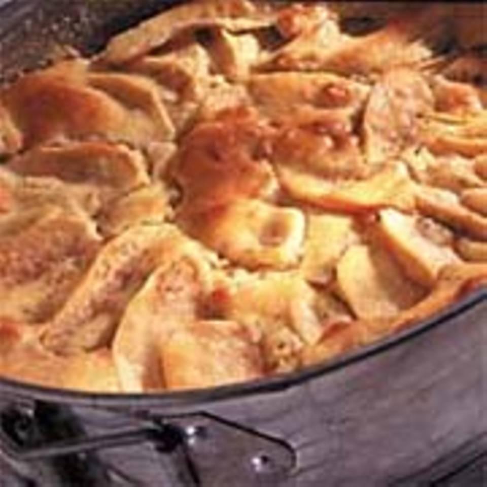Apfelkuchen mit Amaretti - Torta di Mele