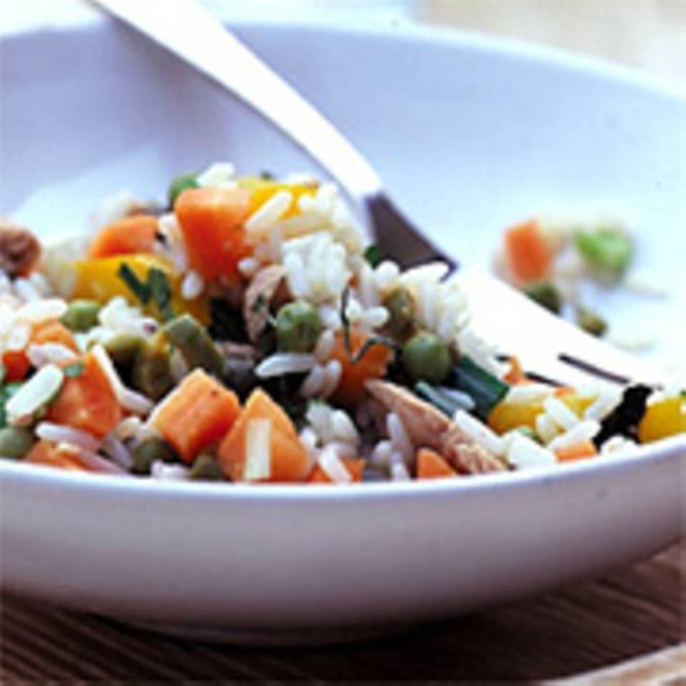 Apulischer Reissalat