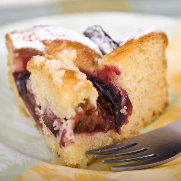 Bretonischer Zwetschenkuchen Brigitte De