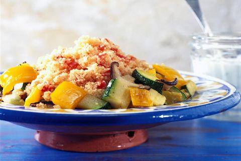 Gemüse-Couscous