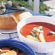 Tomatensuppe Brigitte tomatensuppe mit orangenfilets brigitte de