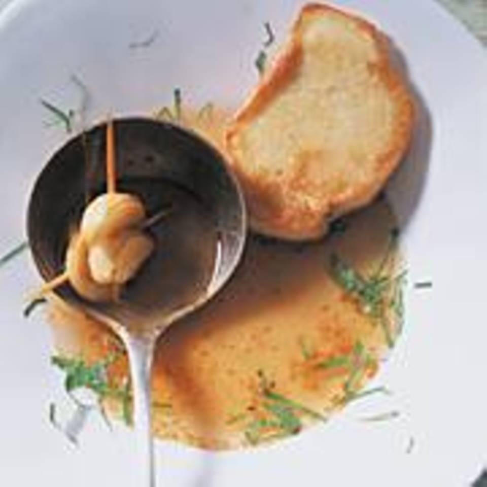 Knoblauchsuppe