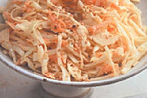 Coleslaw - Weißkohlsalat