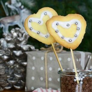 Keksrezept für Butterplätzchen