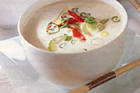 Zitronengrassuppe