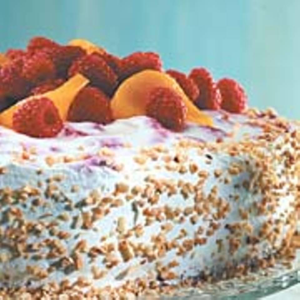 Käse-Biskuit-Torte