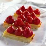 Shortbread mit Erdbeeren