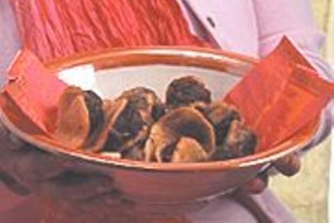 Ausgebackene Kartoffeln - Mubaten