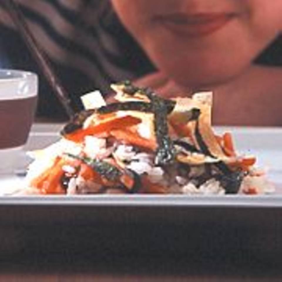 Sushi-Reissalat - Chirazasushi