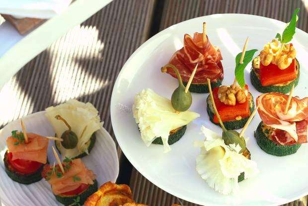 Zucchini-Pralinen
