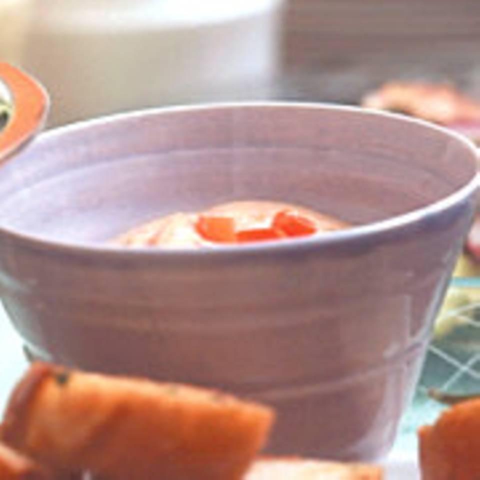 Geflügelleber-Mousse mit Portwein