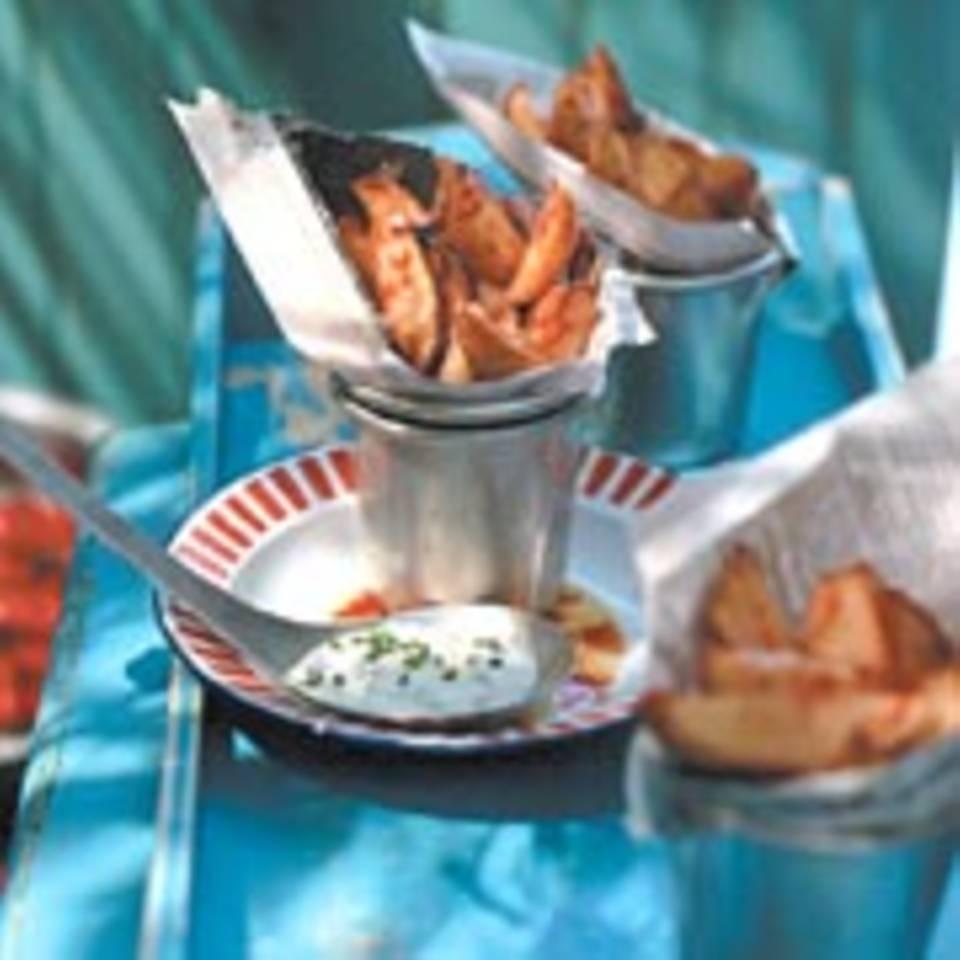 Chili-Potatoes