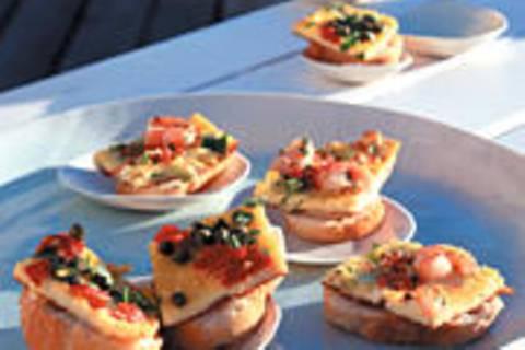 Omelett-Taler
